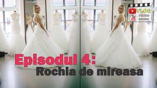 (RO) Cum alegi ROCHIA DE MIREASA? (Episodul 4) StyleCorner Agency PR&Events -VideoBlog pentru Mirese