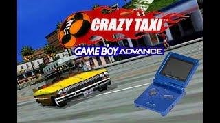 Crazy taxi catch a ride GBA