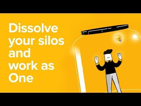 Zoho One: Dissolve your silos and work as One