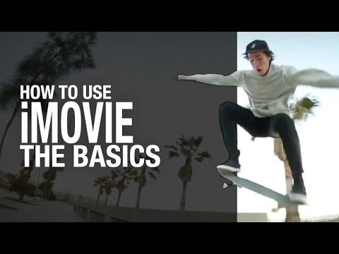 Veja o video -Basic of iMovie – Nike Skateboarding Commercial