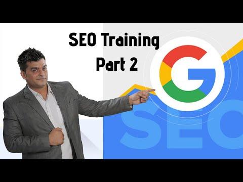 SEO - Part 2 | Seo Training Course| Seo Tutorial For Beginners (Hindi) |( 2019) #Seo