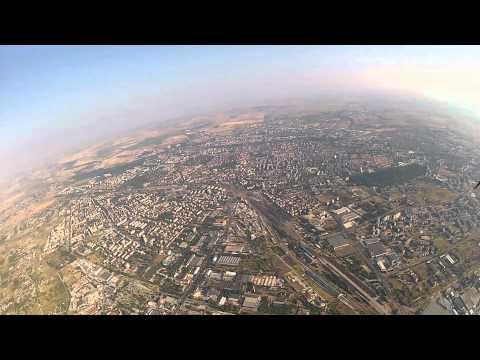 PPL Flight to Plovdiv
