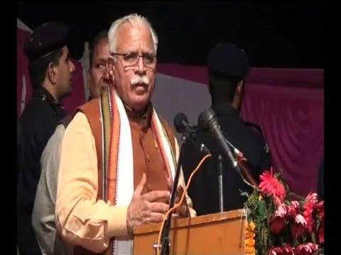 Haryana CM Manohar Lal Khattar sparks controversy over shocking 'rape statement', says min thumbnail