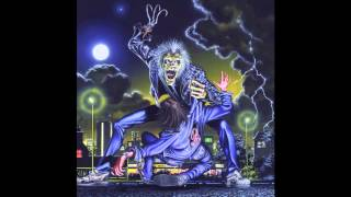 Hooks In You - Iron Maiden
