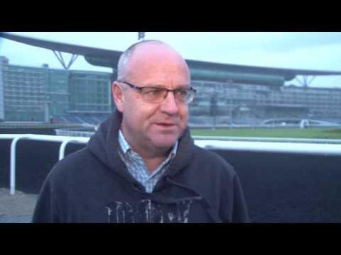 Richard Fahey Interview - Dubai: Jan 2014