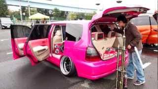 Amazing car audio   Japan Style Wagon   Kara Step it up