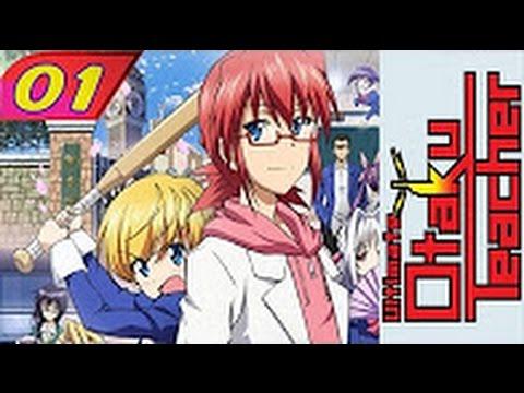 Denpa Kyoushi Episode 1 English Dubbed HD720