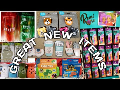 Come With Me To ~~2~~ Dollar Trees ⭐ GREAT NEW FINDS/Oct 16
