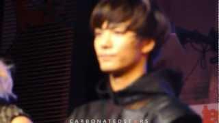 [HD] 121026 NU'EST Showcase In Singapore Encore - Action + Ending Speech