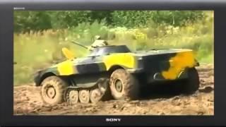 Новейшее Оружие России   Военные вездеходы «Барс» и «Водник» HD качество