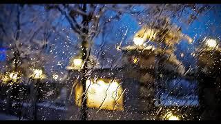 صوت المطر مع موسيقى بيانو هادئة-2020