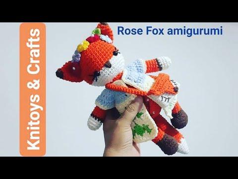 Crochet pattern amigurumi doll