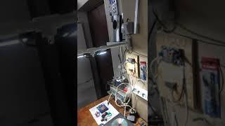 Электрика сантехника в гараже
