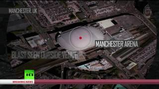 How #ManchesterAttack unfolded