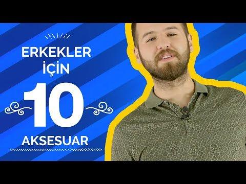 Erkekler İçin Vazgeçilmez 10 Aksesuar