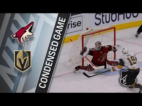 Arizona Coyotes vs Vegas Golden Knights – Dec. 03, 2017 | Game Highlights | NHL 2017/18. Обзор матча