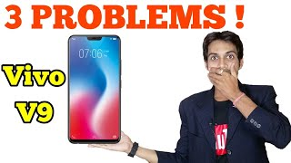 Vivo V9 Launched with 3 PROBLEMS ! Check OUT !
