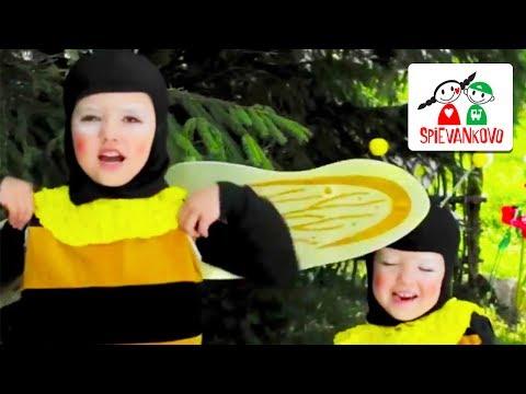 SPIEVANKOVO 4 - One Two Three včelička je bee