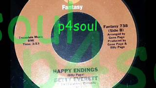 Betty Everett - Happy Endings