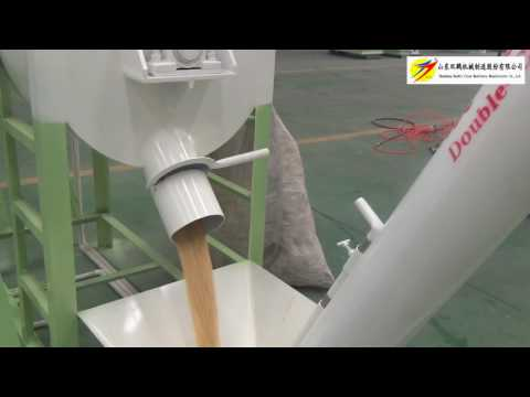 0.5-1 t/h small poultry, chicken, broiler feed production line machine