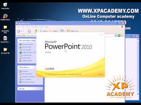 Ms PowerPoint 2010 URDU Tutorials