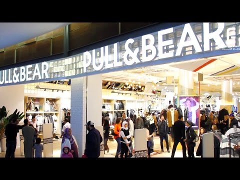 Ouverture: Pull and Bear Tunisie | Carthage Event Tv