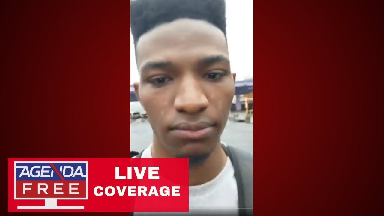 Etika Still Missing After Suicidal Video - LIVE COVERAGE
