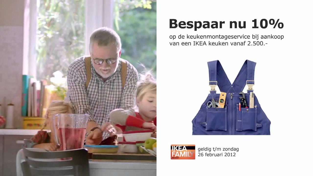 Ikea Commercial 2012 Keukenmontage