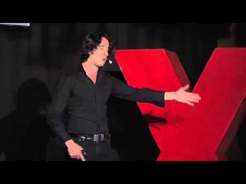 Dare to Question My Identity or Where I Come From: Steve Sabella at TEDxMarrakesh 2012