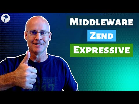 003 Create PHP middleware with Zend Expressive php framework