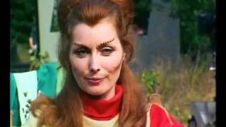 YouTube - Interview With Catherine Schell (Maya).flv