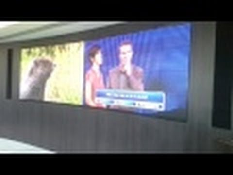 Christie Microtiles video wall quick review