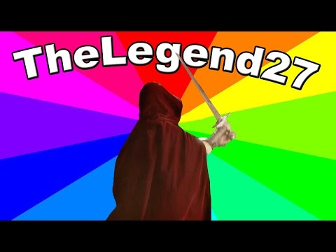 What Is TheLegend27 Meme? The history and origin of I'm suppose to be playing Game Of War but...