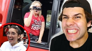 CONFRONTING TMZ ON CAMERA!! (SCREAMING)