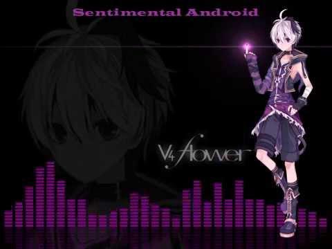 【V4 Flower】 Sentimental Android【Vocaloid Cover】