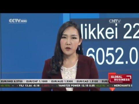 NIKKEI decline: Strong yen pressures exporters