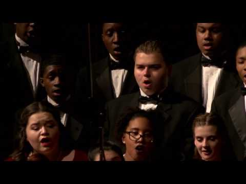 Somewhere In My Memory - Brockton High School Concert Choir