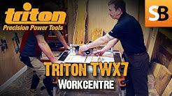 TWX7 Modular Workcentre Demo at Triton Tools