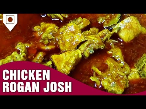 How To Make Chicken Rogan Josh Easy