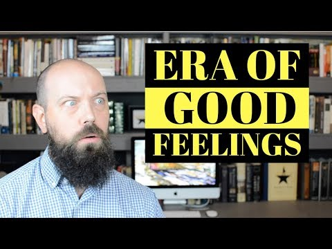 The Era of Good Feelings, the Missouri Compromise, and the Monroe Doctrine