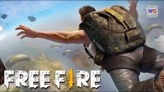 """Стрим игры """"Free Fire""""."""