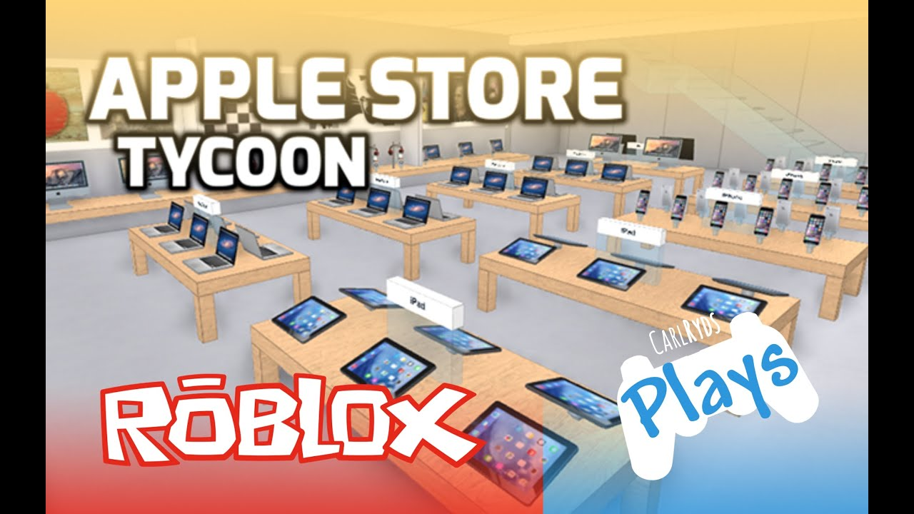 Apple Store Tycoon | Let's sell some iPhones!