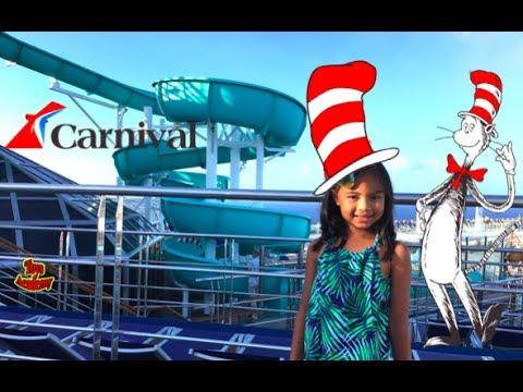 Fun Tour Carnival Freedom Cruise Ship | Toys Academy