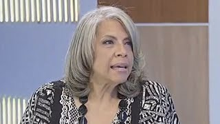 Patti Austin watches