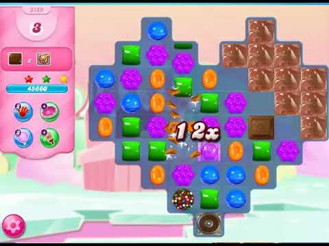 Candy Crush Saga level 3189