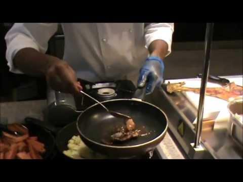 JW Kitchen Multicuisine Restaurant At JW Marriott, Bengaluru