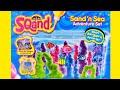 Sqand Sand 'N Sea Adventure Set Cra-Z-Art Works Like Magic Sand!