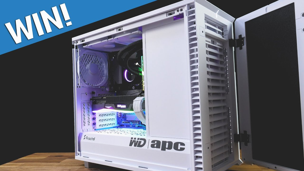 WIN this WD\APC High End Editing PC