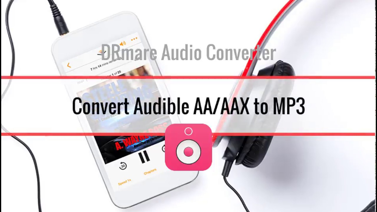 Audible Aax To Mp3