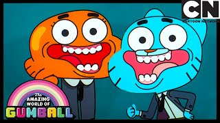 The CEO's Of A Multi-Billion Dollar Company | The Menu | Gumball | Cartoon Network